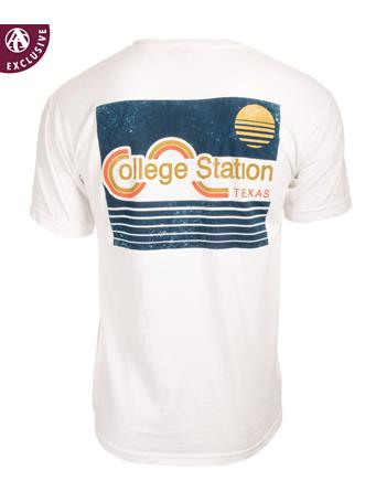 College Station Texas Short Sleeve T-Shirt