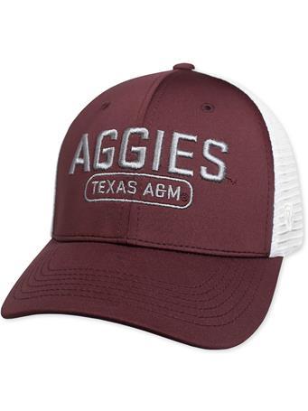 Texas A&M Aggies Notch Meshback Cap
