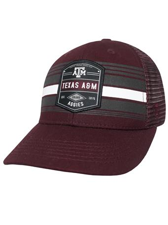 Texas A&M Aggies Branded Meshback Cap