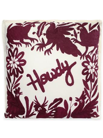 Nativa Howdy Pillow