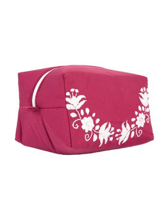 Maroon Nativa Carry All Powder Bag