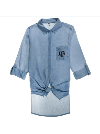 Texas A&M Breakaway Ladies Button Down