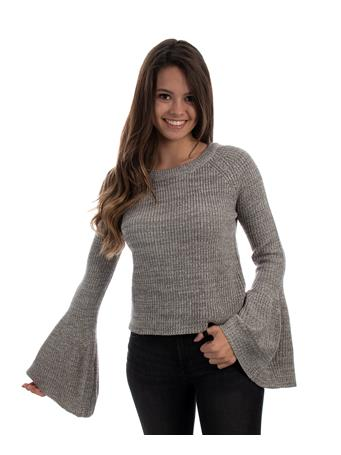 Deja Vu Bell Sleeve Sweater