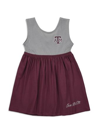 Texas A&M Colosseum Berlin Toddler Girls Dress