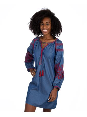 Joy Joy Denim Dress