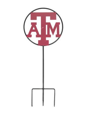 Texas A&M 25 Inch Yard Decor