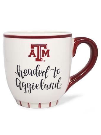Texas A&M Headed to Aggieland Mug
