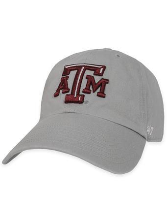 Texas A&M '47 Brand Beveled ATM Clean Up Cap
