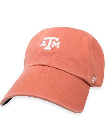 Texas A&M '47 Brand Block Base Runner Cap