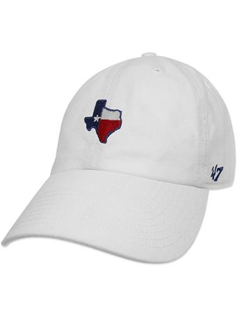 Texas Flag '47 Brand Base Runner Cap