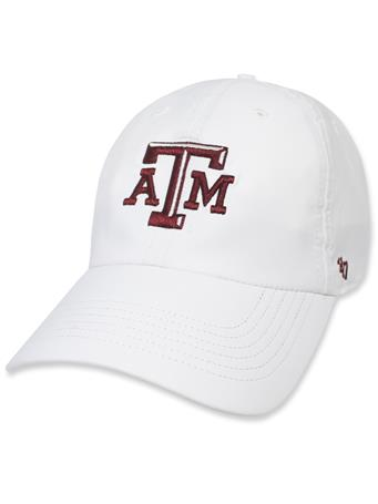Texas A&M '47 Brand Repetition Clean Up Cap