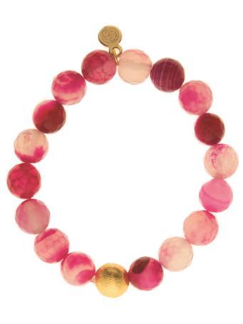BuDhaGirl Pink Bianca Bracelet