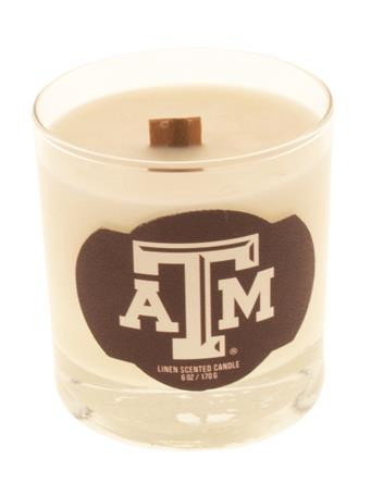 Classic Linen Scented Candle