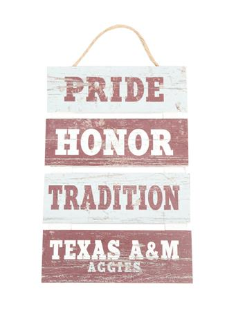 Pride Honor Tradition Ladder Pallet