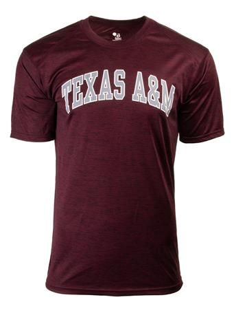 Texas A&M Tonal Blend Basic Tee