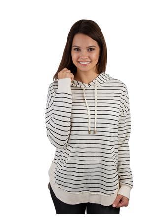 Striped Dakota Pullover