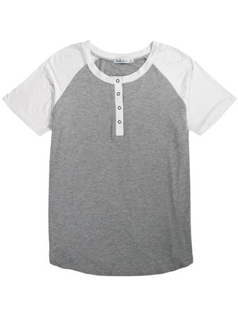 Athletic Henley Tee