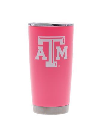 Texas A&M Pink Tumbler