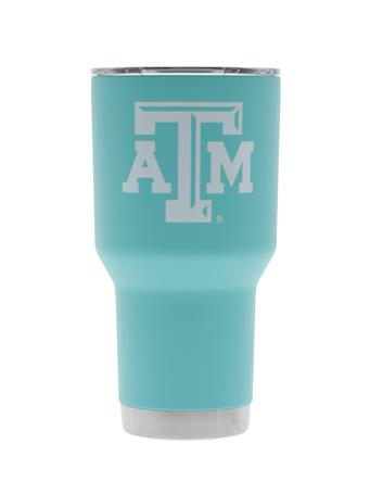 Texas A&M Teal Tumbler