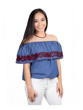 Nativa Vuelo Blouse