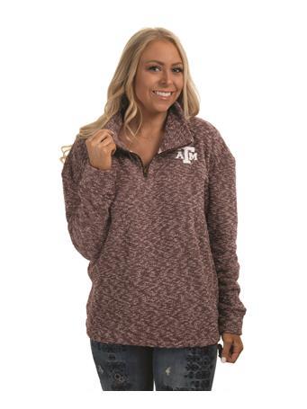 Texas A&M Aggies The Slub Pullover
