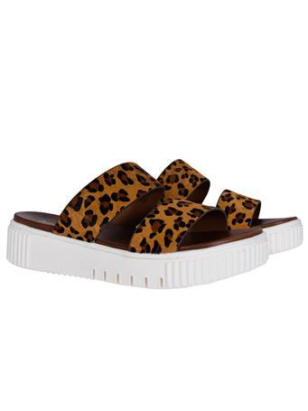 Lexi Leopard Print Sandal