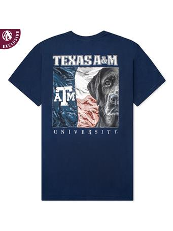 Texas A&M Keeping it Straight T-Shirt