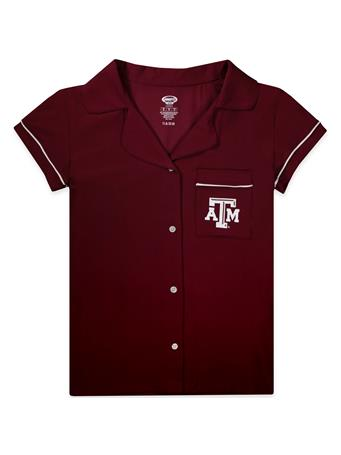 Texas A&M Fairway Ladies Sleep Set