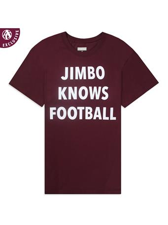Jimbo Knows Football T-Shirt