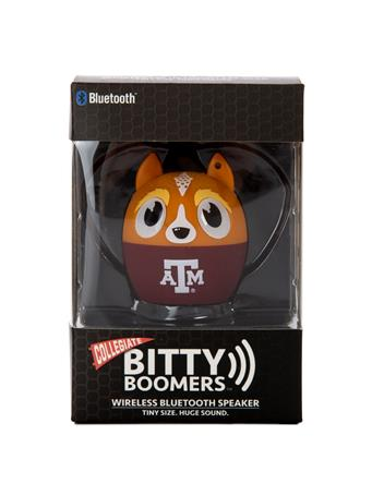 Texas A&M Bitty Boomers Wireless Bluetooth Speakers