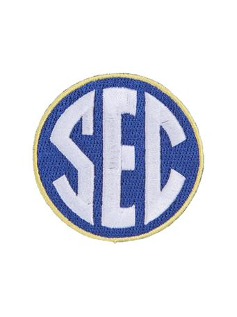 SEC Official Uniform Patch