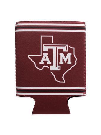 Texas A&M Aggie Lone Star Koozie