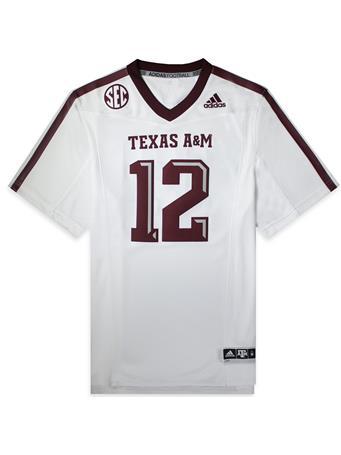 Texas A&M Adidas Men's Premier Football Jersey
