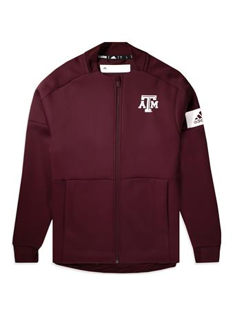 Texas A&M Adidas Game Mode Bomber Jacket