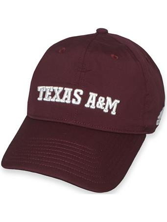 Texas A&M Adidas Coach Slouch Adjustable
