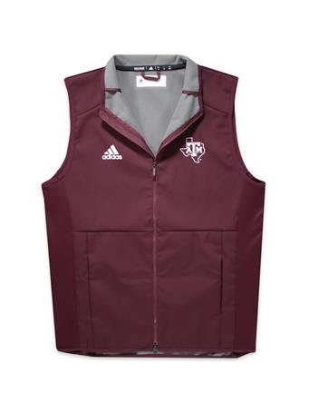 Texas A&M  Adidas Game Mode Vest