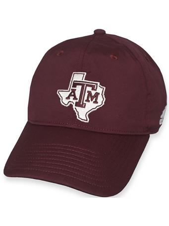 Texas A&M Adidas Coaches Lonestar Cap