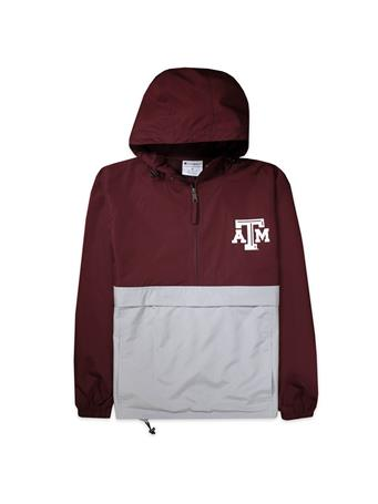 Texas A&M Aggies Champion Colorblock Packable Jacket