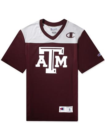 Texas A&M Champion Men's Football Jersey