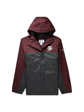Texas A&M Columbia Glennaker Storm Jacket