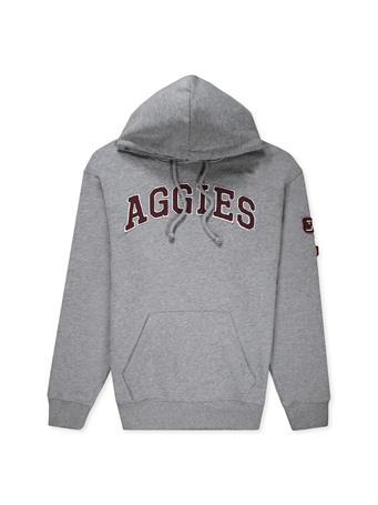 Texas A&M '47 Brand Atlas Striker Pullover Hoodie