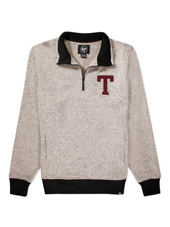 Texas A&M '47 Brand Kodiak Quarter Zip