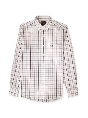 Texas A&M Antigua Keen Long Sleeve Button Down