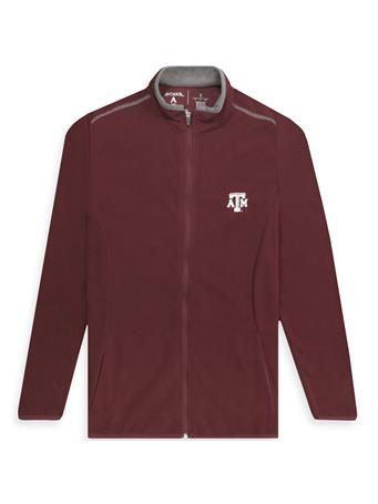 Texas A&M Glacier Women's Full Zip