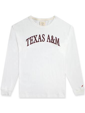 Texas A&M League Clothesline Cotton Long Sleeve