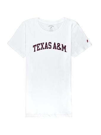 Texas A&M League Women's Freshy Tee