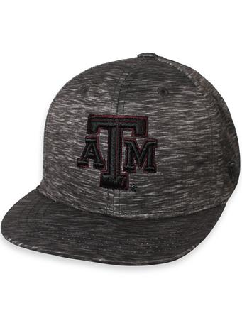 Texas A&M Gritty Fitted Cap