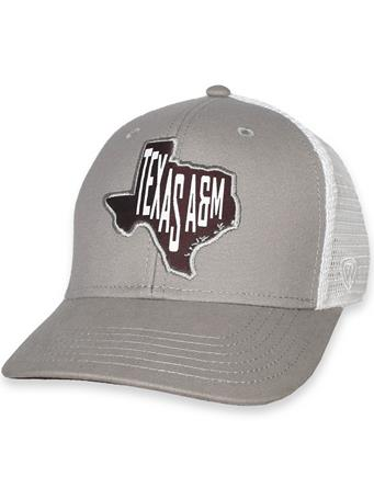 Texas A&M Hirise Adjustable Snapback
