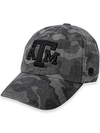 Texas A&M Camo Knight Cap