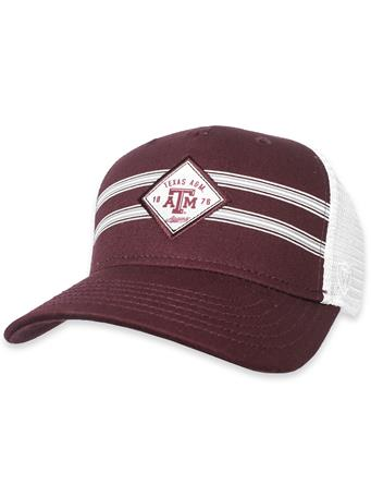 Texas A&M Walker Adjustable Snapback
